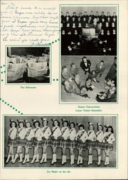 Page 11, 1950 Edition, Lincoln High School - Links Yearbook (Lincoln, NE) online yearbook collection