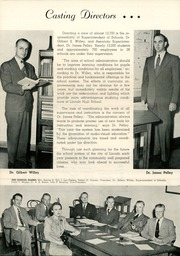 Page 14, 1950 Edition, Lincoln High School - Links Yearbook (Lincoln, NE) online yearbook collection