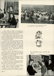 Page 17, 1950 Edition, Lincoln High School - Links Yearbook (Lincoln, NE) online yearbook collection