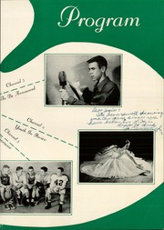 Page 9, 1950 Edition, Lincoln High School - Links Yearbook (Lincoln, NE) online yearbook collection