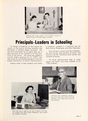 Page 11, 1954 Edition, Lincoln High School - Links Yearbook (Lincoln, NE) online yearbook collection