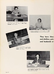 Page 14, 1954 Edition, Lincoln High School - Links Yearbook (Lincoln, NE) online yearbook collection