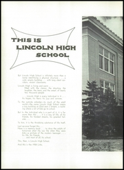 Page 6, 1958 Edition, Lincoln High School - Links Yearbook (Lincoln, NE) online yearbook collection