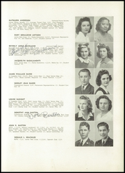 Page 13, 1942 Edition, Central High School - O Book Yearbook (Omaha, NE) online yearbook collection