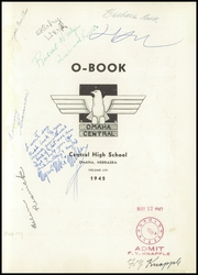 Page 5, 1942 Edition, Central High School - O Book Yearbook (Omaha, NE) online yearbook collection