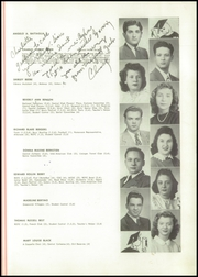Page 13, 1946 Edition, Central High School - O Book Yearbook (Omaha, NE) online yearbook collection