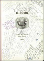 Page 5, 1946 Edition, Central High School - O Book Yearbook (Omaha, NE) online yearbook collection