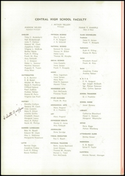 Page 8, 1946 Edition, Central High School - O Book Yearbook (Omaha, NE) online yearbook collection