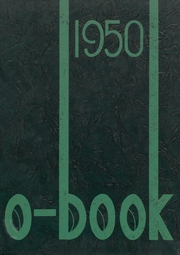 Page 1, 1950 Edition, Central High School - O Book Yearbook (Omaha, NE) online yearbook collection