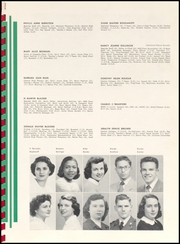 Page 15, 1950 Edition, Central High School - O Book Yearbook (Omaha, NE) online yearbook collection