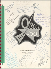 Page 7, 1950 Edition, Central High School - O Book Yearbook (Omaha, NE) online yearbook collection