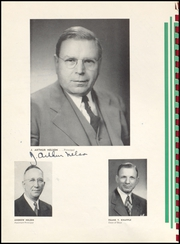 Page 8, 1950 Edition, Central High School - O Book Yearbook (Omaha, NE) online yearbook collection