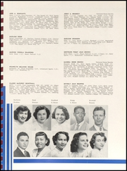 Page 15, 1951 Edition, Central High School - O Book Yearbook (Omaha, NE) online yearbook collection