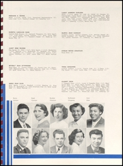 Page 17, 1951 Edition, Central High School - O Book Yearbook (Omaha, NE) online yearbook collection
