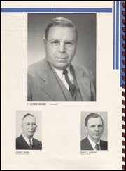 Page 8, 1951 Edition, Central High School - O Book Yearbook (Omaha, NE) online yearbook collection