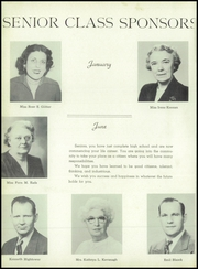 Page 12, 1952 Edition, South High School - Southite Yearbook (Omaha, NE) online yearbook collection