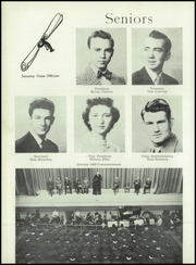 Page 14, 1952 Edition, South High School - Southite Yearbook (Omaha, NE) online yearbook collection