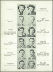 Page 16, 1952 Edition, South High School - Southite Yearbook (Omaha, NE) online yearbook collection