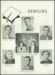 Page 18, 1952 Edition, South High School - Southite Yearbook (Omaha, NE) online yearbook collection