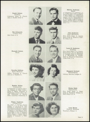 Page 19, 1952 Edition, South High School - Southite Yearbook (Omaha, NE) online yearbook collection