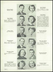 Page 20, 1952 Edition, South High School - Southite Yearbook (Omaha, NE) online yearbook collection