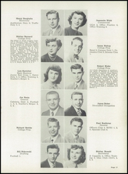 Page 21, 1952 Edition, South High School - Southite Yearbook (Omaha, NE) online yearbook collection