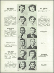 Page 22, 1952 Edition, South High School - Southite Yearbook (Omaha, NE) online yearbook collection
