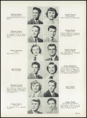 Page 23, 1952 Edition, South High School - Southite Yearbook (Omaha, NE) online yearbook collection