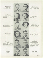 Page 25, 1952 Edition, South High School - Southite Yearbook (Omaha, NE) online yearbook collection