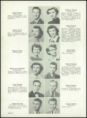Page 26, 1952 Edition, South High School - Southite Yearbook (Omaha, NE) online yearbook collection