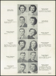 Page 29, 1952 Edition, South High School - Southite Yearbook (Omaha, NE) online yearbook collection