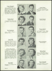 Page 30, 1952 Edition, South High School - Southite Yearbook (Omaha, NE) online yearbook collection