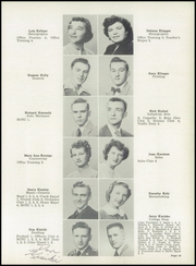 Page 33, 1952 Edition, South High School - Southite Yearbook (Omaha, NE) online yearbook collection
