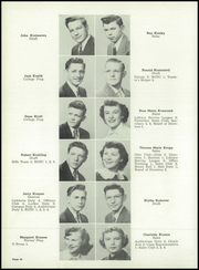 Page 34, 1952 Edition, South High School - Southite Yearbook (Omaha, NE) online yearbook collection