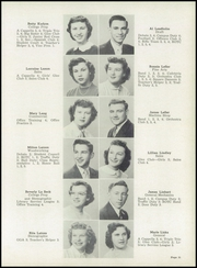 Page 35, 1952 Edition, South High School - Southite Yearbook (Omaha, NE) online yearbook collection