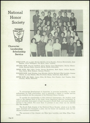 Page 54, 1952 Edition, South High School - Southite Yearbook (Omaha, NE) online yearbook collection