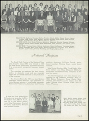 Page 55, 1952 Edition, South High School - Southite Yearbook (Omaha, NE) online yearbook collection