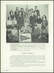 Page 64, 1952 Edition, South High School - Southite Yearbook (Omaha, NE) online yearbook collection