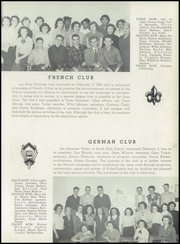 Page 67, 1952 Edition, South High School - Southite Yearbook (Omaha, NE) online yearbook collection