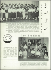 Page 76, 1952 Edition, South High School - Southite Yearbook (Omaha, NE) online yearbook collection