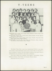 Page 83, 1952 Edition, South High School - Southite Yearbook (Omaha, NE) online yearbook collection