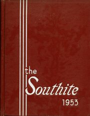 Page 1, 1953 Edition, South High School - Southite Yearbook (Omaha, NE) online yearbook collection
