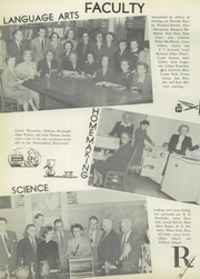 Page 10, 1953 Edition, South High School - Southite Yearbook (Omaha, NE) online yearbook collection