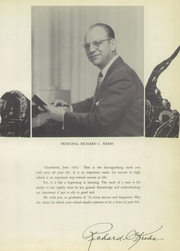 Page 7, 1953 Edition, South High School - Southite Yearbook (Omaha, NE) online yearbook collection