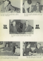 Page 8, 1953 Edition, South High School - Southite Yearbook (Omaha, NE) online yearbook collection