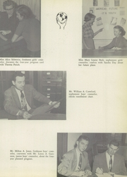 Page 9, 1953 Edition, South High School - Southite Yearbook (Omaha, NE) online yearbook collection