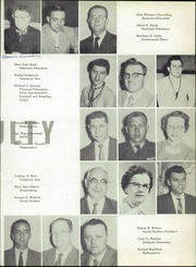 Page 15, 1957 Edition, South High School - Southite Yearbook (Omaha, NE) online yearbook collection