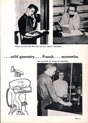 Page 15, 1958 Edition, Southeast High School - Shield Yearbook (Lincoln, NE) online yearbook collection