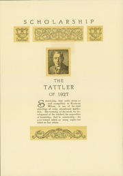 Page 9, 1927 Edition, Blair High School - Tattler Yearbook (Blair, NE) online yearbook collection
