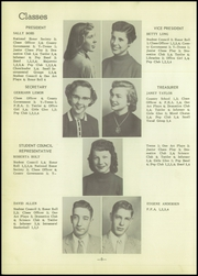 Page 10, 1954 Edition, Blair High School - Tattler Yearbook (Blair, NE) online yearbook collection